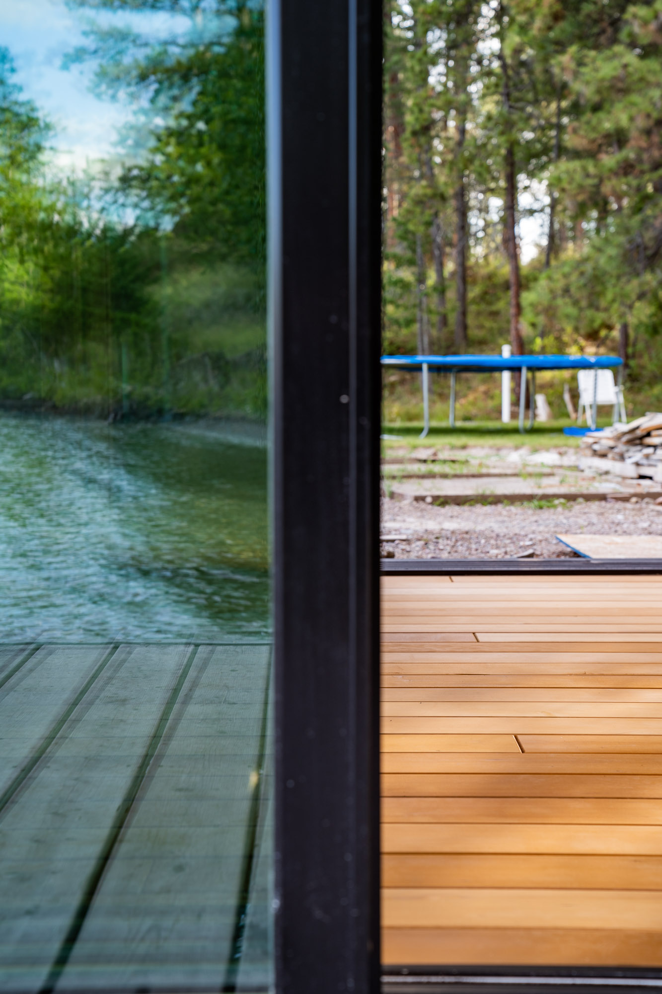 Durable Thermally Modified Decking for Docks-38