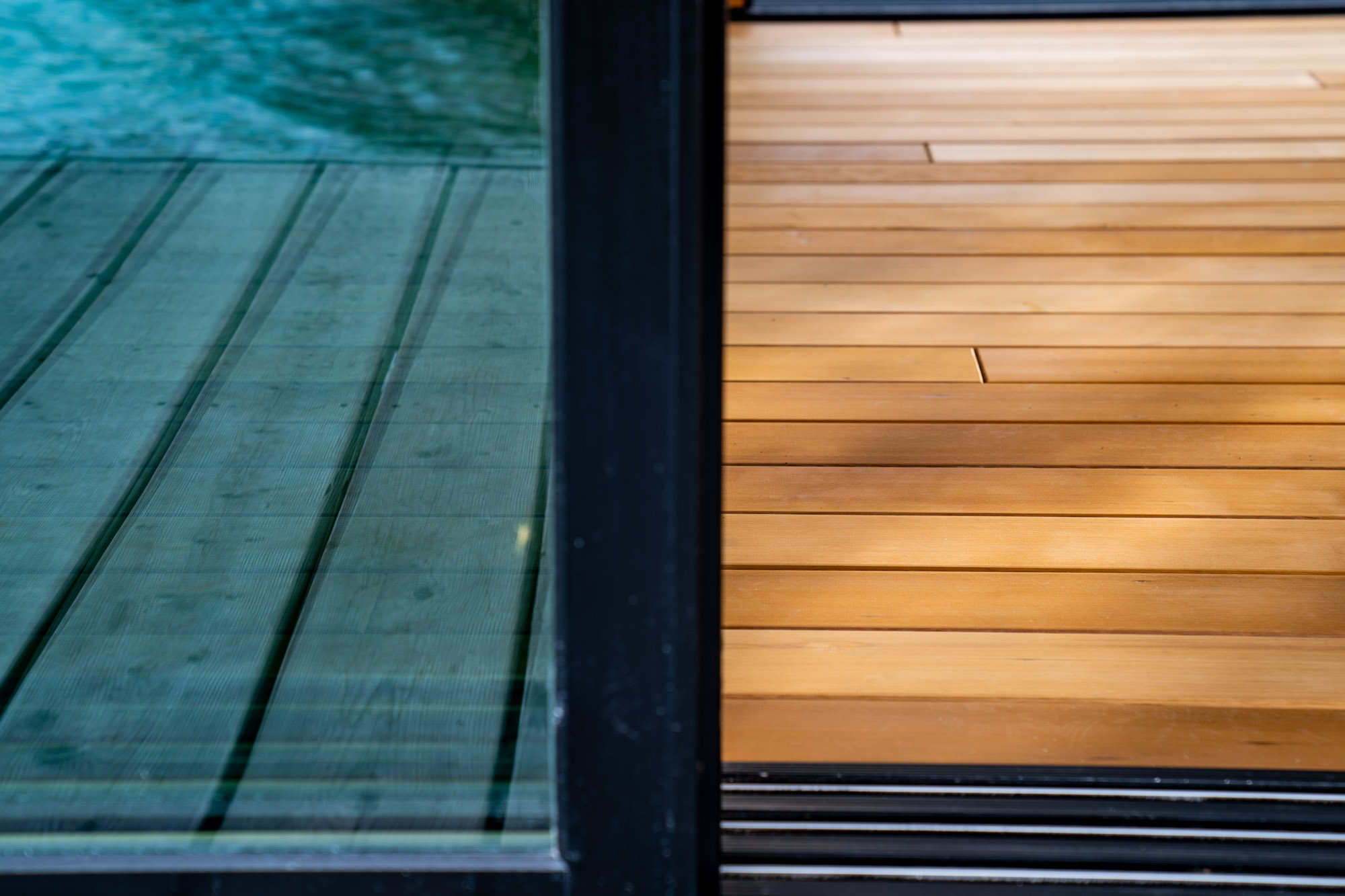 Durable Thermally Modified Decking for Docks-39