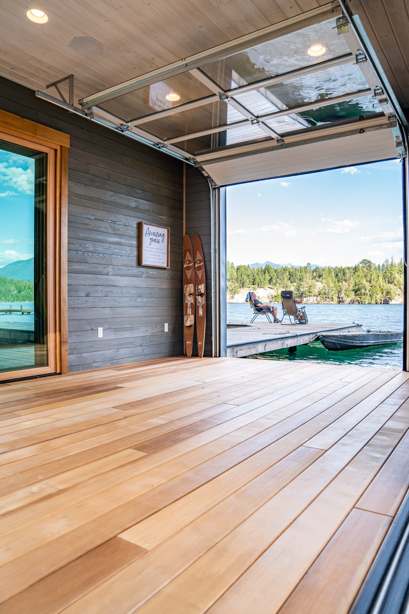 Durable Thermally Modified Decking for Docks-67