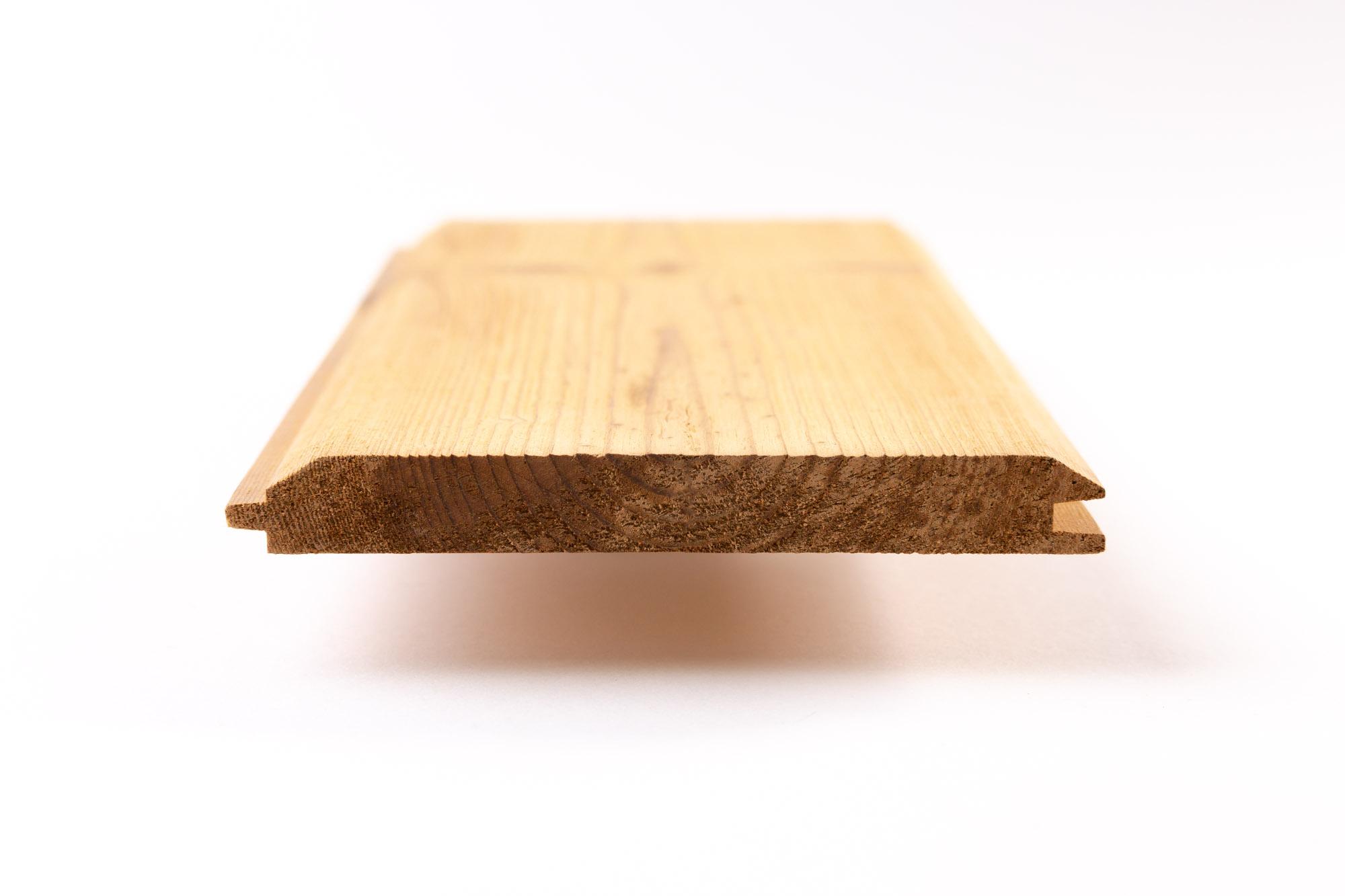 Pondorosa Pine Siding 1x6 WP4