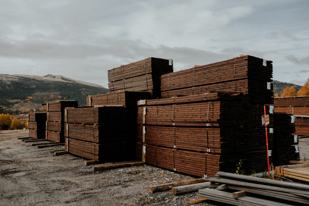 thermally modified wood supplier